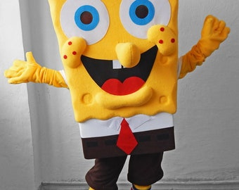 SpongeBob SquarePants. Life-size puppet