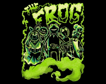 The Frog T Shirt