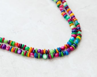Bright Shells Necklace