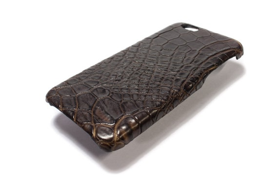 Genuine Louisisana Alligator Leather iPhone Samsung galaxy Huawei  Case made for many phones to use as protection