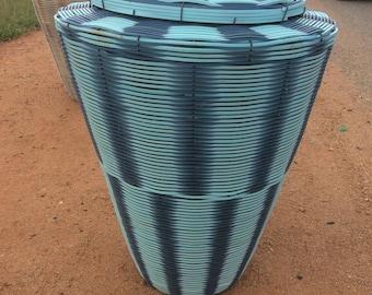 Large PVC Laundry Basket
