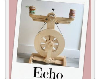 Echo SpinOlution Spinning Wheel