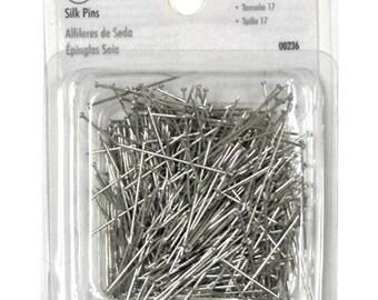 """1 1/16"""" Singer Dressmaker Pins - 00236"""
