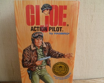 G I Joe Action Pilot by  Hasbro New in Box     1995  World War II Commemorative Figure