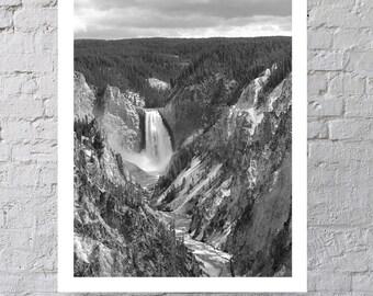 National Park Vintage Art Print