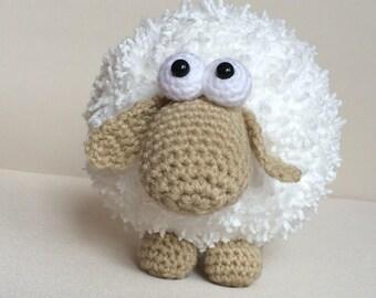 PDF_Crochet Pattern_ Sheep Wooly