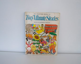 S A L E My Bedtime Book of Two Minute Stories (1969)