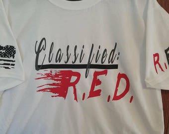 Classified: R.E.D.