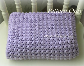 Baby blanket pattern knit baby blanket pattern heart baby blanket crochet baby blanket pattern baby afghan easy to make for baby girls and baby boys instant pdf download dt1010fo