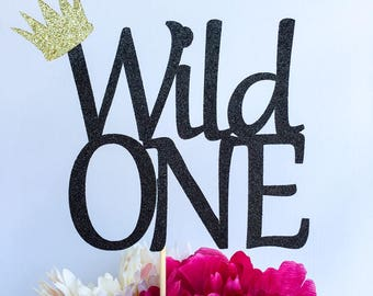 Wild one cake topper | Where the wild things are cake topper | Where the wild things are | Wild one | First birthday cake topper