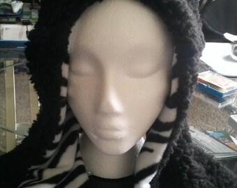 Furry Bear Hat