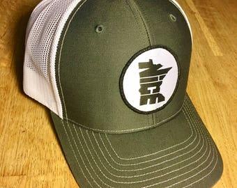 Minnesota Nice Trucker Cap