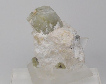 Green Grossular Garnet from Wah Wah Mountains  Utah