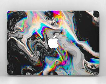 macbook 11 inch case glitch art 2017 macbook pro 15 holographic macbook macbook pro 13 a1708 trippy decal mac book air cover macbook skin 12