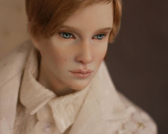 Nikita 3.  Porcelain bjd. Sold