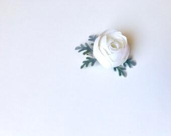 Flower clips, baby hair clips, alligator clips, handmade