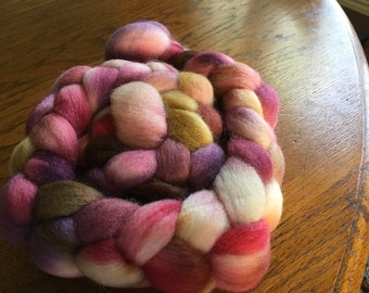 DESTASH SALE:4oz BFL Wool Roving