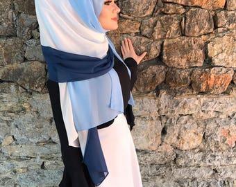 luxury handmade hijab for woman