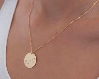 Scorpio Constellation Necklace | Scorpio Necklace | Personalized Gift For Scorpio | Scorpio Star Sign Necklace | Scorpio Zodiac Jewelry