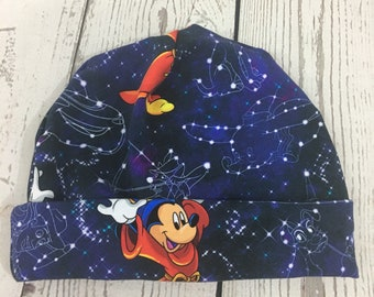 Baby Hat - Cartoon Constellations