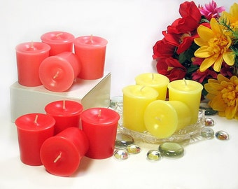 12 votive candles mix and match you pick the scent
