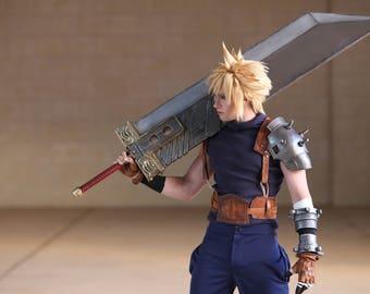 Buster Sword (Final Fantasy) FINISHED