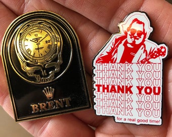 Brent and Jerr 2 Pin Pack