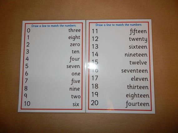 Anzahl Arbeitsblätter 2 x A4-Verbund-Matten 1 Jahr KS1