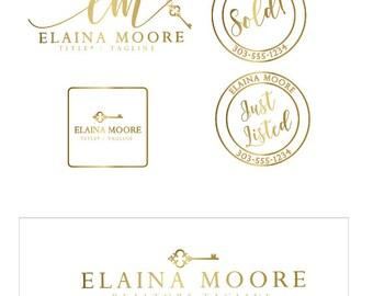 real estate logo branding set real estate logos real estate agent branding real estate logo designs real estate logos key logos