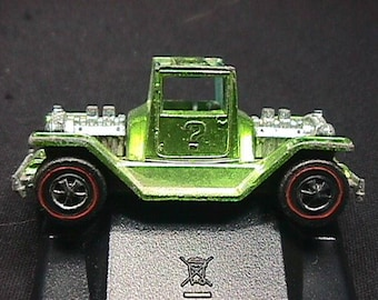 Vintage Hot Wheels Red Line 1970 T-4-2  Complete & Played with