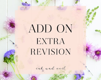 Extra Revisions