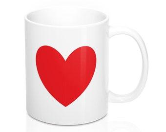 Mug - Red Heart