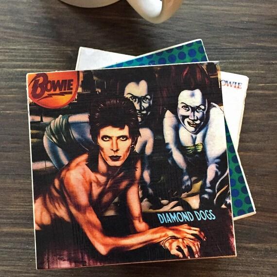 David Bowie Album Cover S...