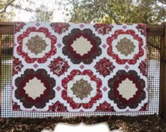 Clarabelle Quilt Pattern from Cora's Quilts