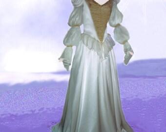 Lady on the Lake giclee print