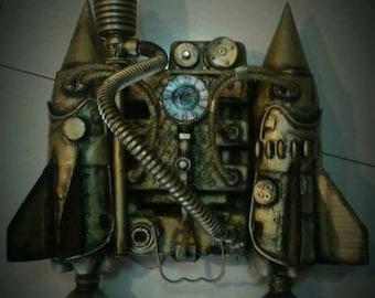 Steampunk Jetpack