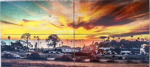 Swamis Sunset