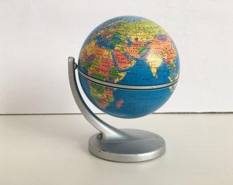 Globe - Small Globe - Harvesting Small World World - Land with Small Globe