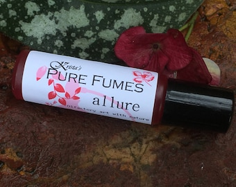 Pure Fumes - Allure, 10 ml; Natural Perfume