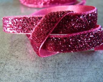 Ribbon color Fuchsia 1 m