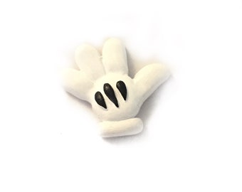 Disney Mickey Mouse Glove Pin