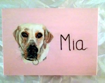Name Plates for Animal Crates ,dog cat pet crate name plaques,dog sign,cat sign,pet name tag,crate tag