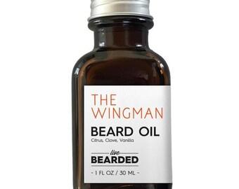 Beard Oil - The Wingman