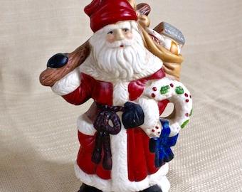 Mid Century Santa Figurine