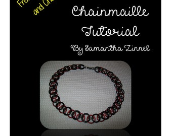 Helm Chainmaille Tutorial