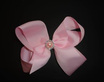 Beautiful  Pink Bow