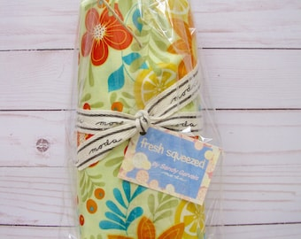 Fresh Squeezed Layer Cake Grab Bag by Sandy Gervais for Moda