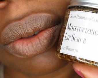 Moisturizing and Revitalizing Lip Scrub, oatmeal lip scrub, coffee lip scrub, sugar lip scrub, lip scrub, oatmeal scrub, coffee scrub, sugar
