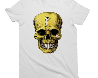 Lemon SKULL Retro