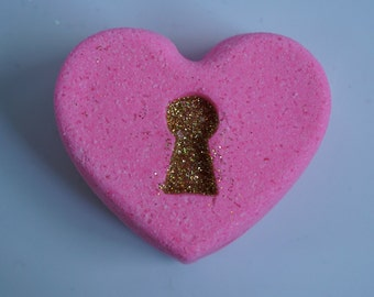 Key To My Heart Bath Bomb